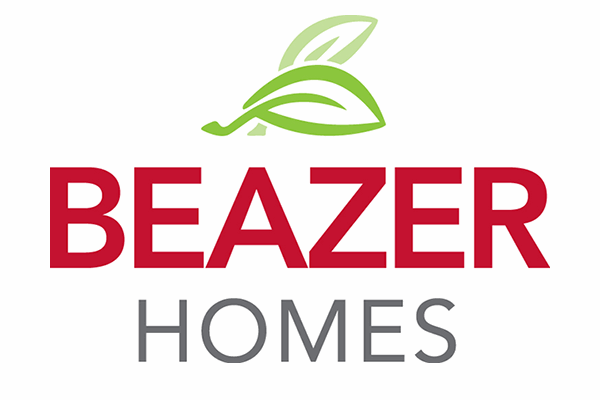 Beazer Homes logo.