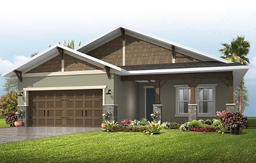 Cardel Brighton 2 Model Home Rendering