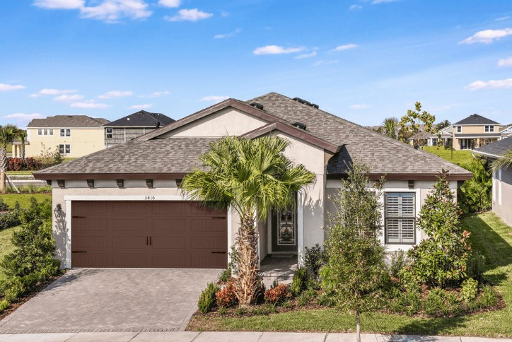 Sandpiper Homes by WestBay New Homes models Apollo Beach Waterset