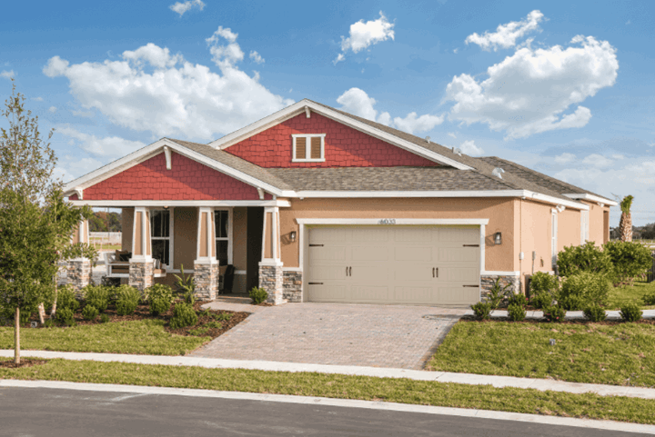 Beazer Homes at Waterset by Newland Apollo Beach New Home Construction
