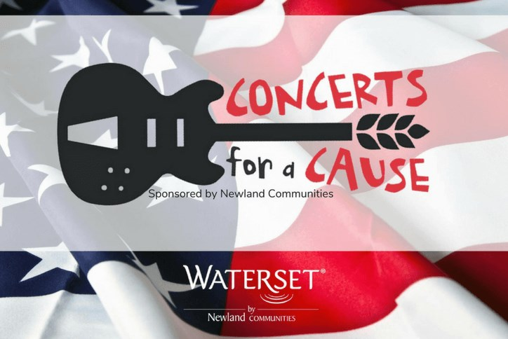 Concerts For a Cause Waterset Fourth of July Fun Feeding Tampa Bay