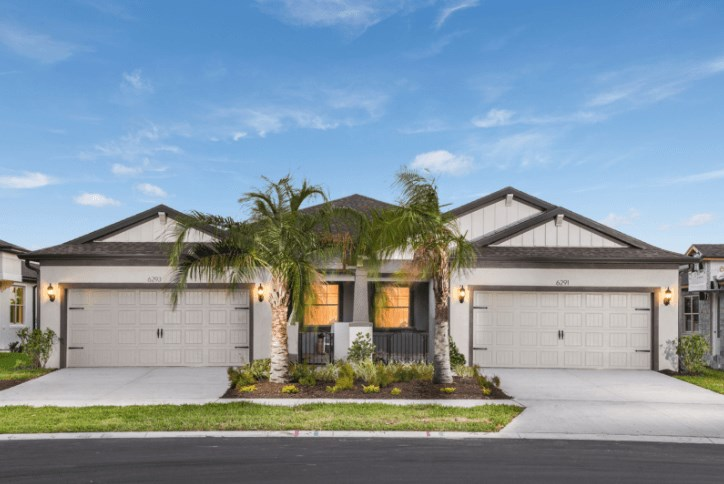 Villa Pulte Homes Waterset by Newland Apollo Beach, Fl new home construction