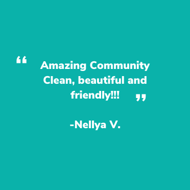 Waterset Facebook testimonial from Nellya.