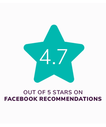 Facebook Recommendations Star Rating